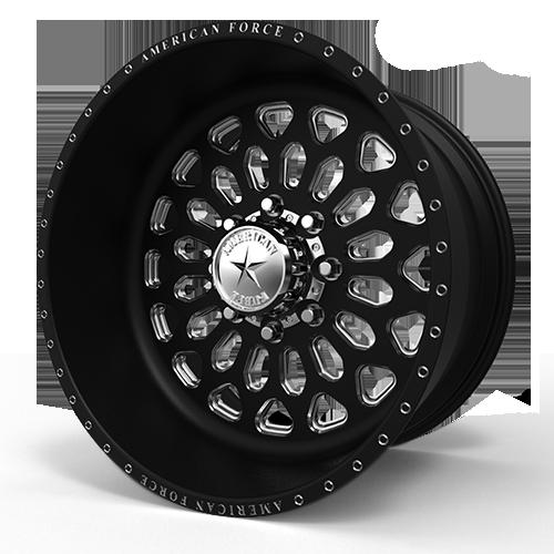 F102 Nixon SF 8 Black Machined