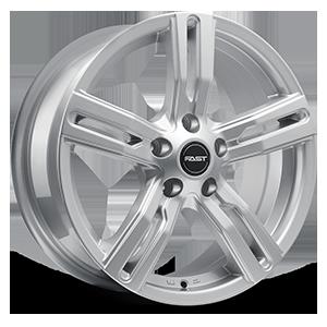 Bullseye 5 Hyper Silver Metallic