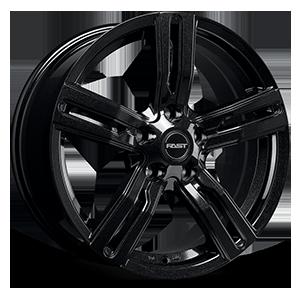 Bullseye 5 Metallic Black