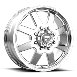 FF09D - 8 Lug Front 8 Polished - 22x8.5