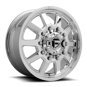 FF09D - 10 Lug Front 10 Polished