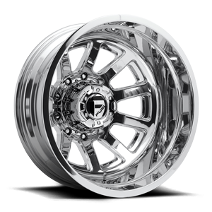 FF09D - 10 Lug Rear 10 Polished
