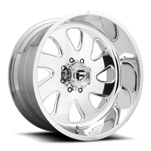 FF12D - 8 Lug Super Single Front 8 Polished