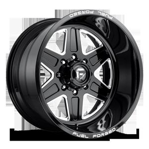 FF15 8 Black Milled
