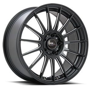 GTF3 5 Satin Black Machined
