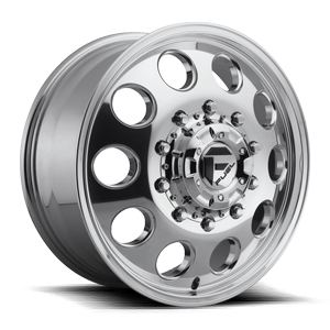 FF31D - 10 Lug Front 10 Polished