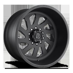 FF39D-10 Super Single Front 10 Matte Black