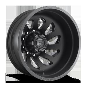 FF39D- 10 Rear 10 Matte Black