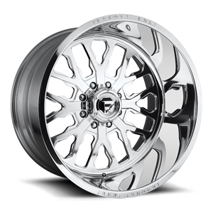8 LUG FF45D - SUPER SINGLE FRONT