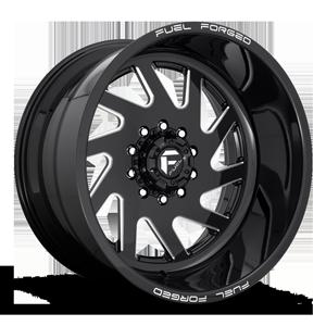 10 LUG FF65D - SUPER SINGLE FRONT
