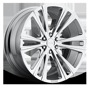 Wedge - F159 6 Chrome