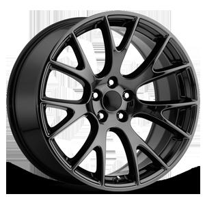 Hellcat 5 Gloss Black