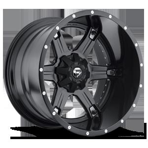 Driller - D256 5 Black & Milled