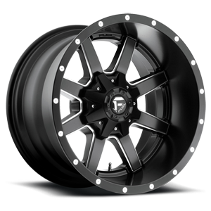 Maverick - D538 5 Black & Milled