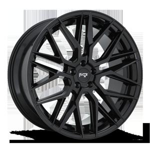 Gamma - M224 5 22x10.5 | Glossy Black