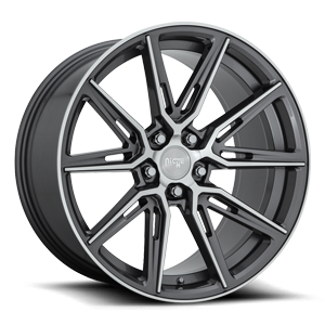 Gemello - M220 5 Gloss Anthracite & Machined