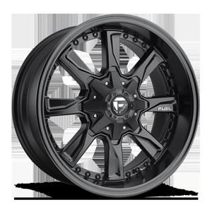 Hydro - D604 5 Matte Black