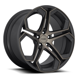 Impala - F168 5 Matte Black/Machined/DDT