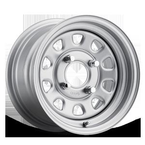 Delta Steel 4 Silver