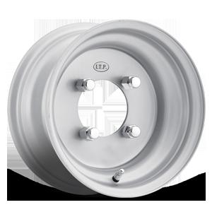 Steel Wheel 4 Silver