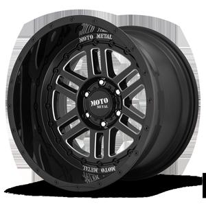 MO800-Deep Six 6 Gloss Black Milled