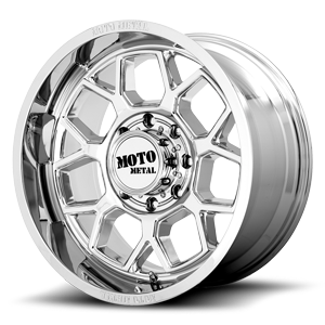 MO803 Banshee 8 lug 8 Chrome