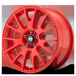 MR118 5 Red