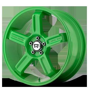 MR122 5 Green