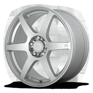MR143-CS6 5 Hyper Silver