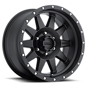 MR301 The Standard 6 Matte Black