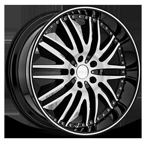 Z04 M-Sport 5 Gloss Black Machined