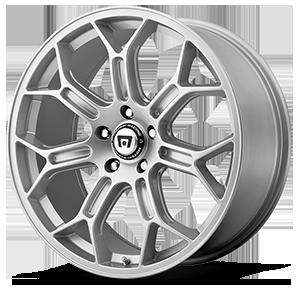 MR120 5 Race Silver