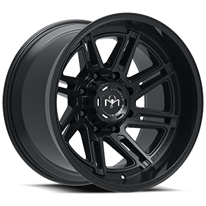 425 Millenium 8 Gloss Black
