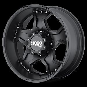 MO957 8 Matte Black