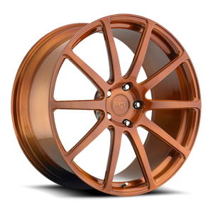 Scuderia 10 5 Brushed | Transparent Copper 1