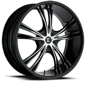 18 inch wheels california wheels 86 Firebird Formula chrome no2 5 black w machined face black lip