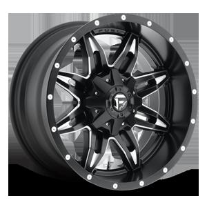 Lethal - D567 5 Black & Milled