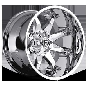 Octane - D508 5 Chrome Plated