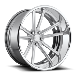 Bastille Concave - U587 5 22x10.5 | Brushed Polished