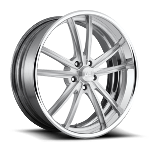 Bastille - U387 5 20x10 | 8 Lug | Polished