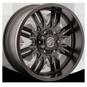 580 8 Gloss Black