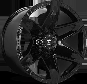 70R Quantum 8 Gloss Black