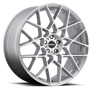 R704 5 Machined Silver