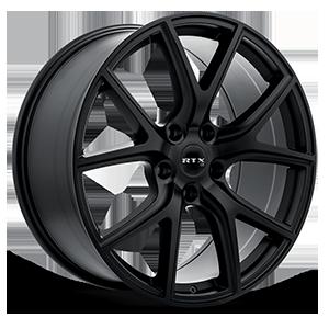 CJ01 5 Satin Black