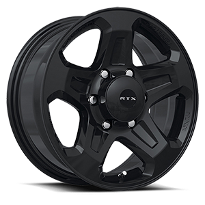 Courier 6 Gloss Black