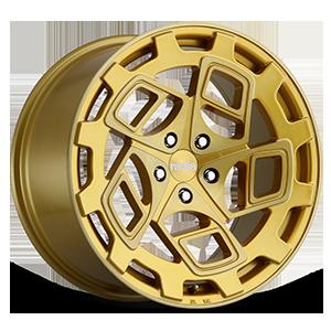 r8cm9 5 Gold Brushed Face