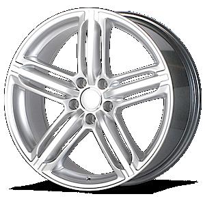 R133 5 Hyper Silver