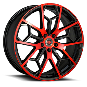 R23 5 Black and Red