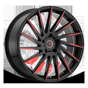 R15 5 Black/Red