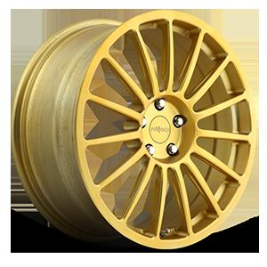DUS 5 Matte Gold